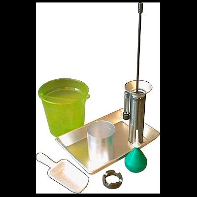 Контроль и испытание бетонных смесей морозостойкость бетона таблица